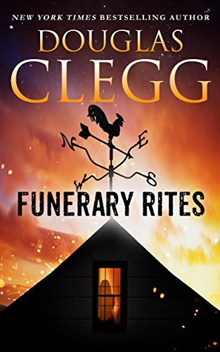 book cover of Funerary Rites
