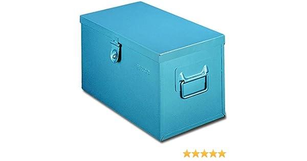 Heco serie 138 - Caja metalica 850x290x290mm 25kg: Amazon.es: Bricolaje y herramientas