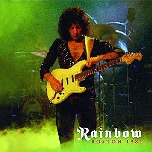 Vinilo : Rainbow - Boston 1981 (LP Vinyl)