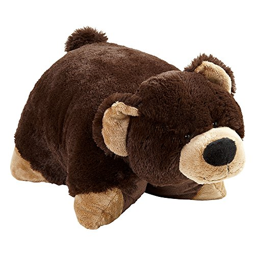 Pillow Pets Signature, Mr. Bear, 18