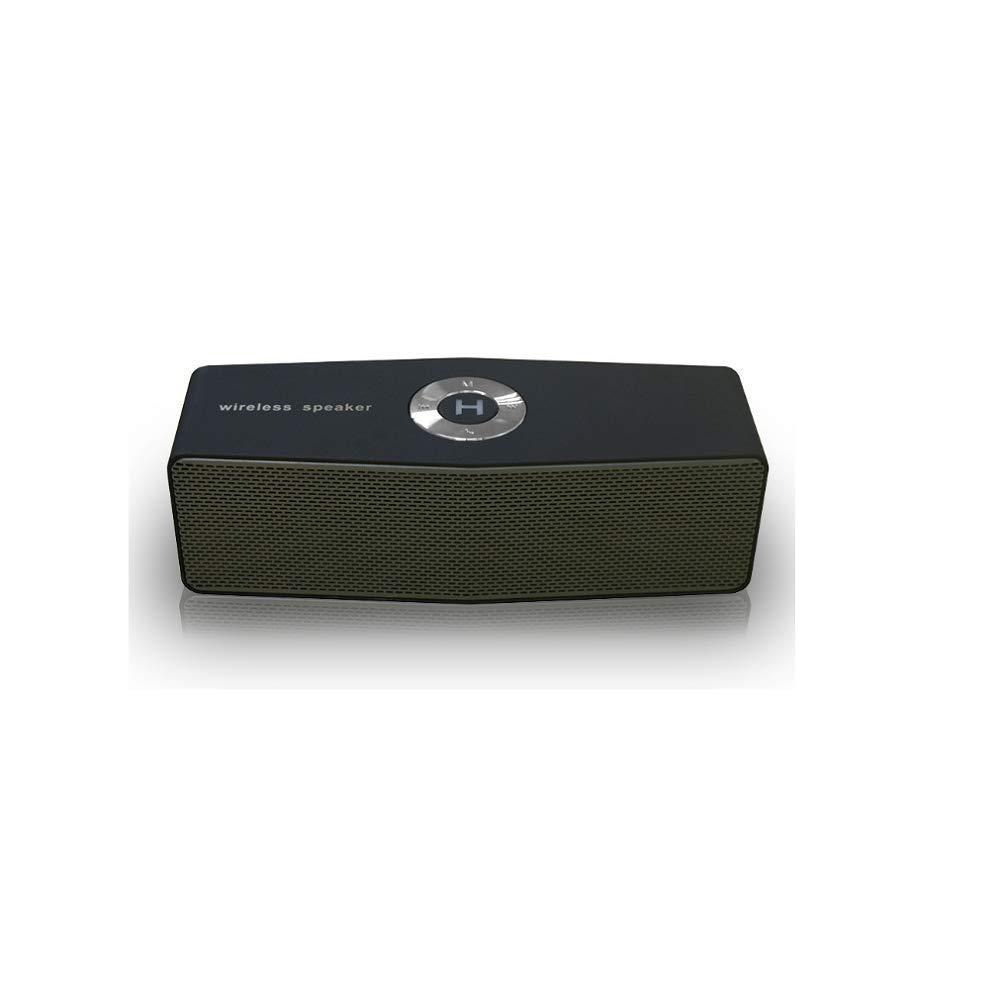 VINCEN Bluetoothスピーカー 旅行 アウトドア ワイヤレススピーカー ワイヤレス 通話 FMポータブルラジオ B07JY67CRY