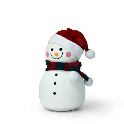 ASTV Christmas Lights,Christmas Decorations,Christmas Ornaments,USB Snowman  Silicone Night Light Colorful - Amazon.com : ASTV Christmas Lights, Christmas Decorations, Christmas