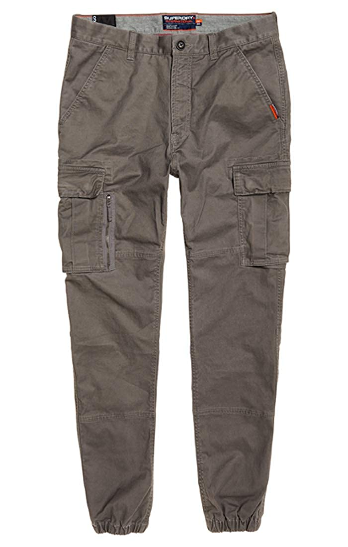 Superdry International Recruit Grip Cargo, Pantalones para Hombre