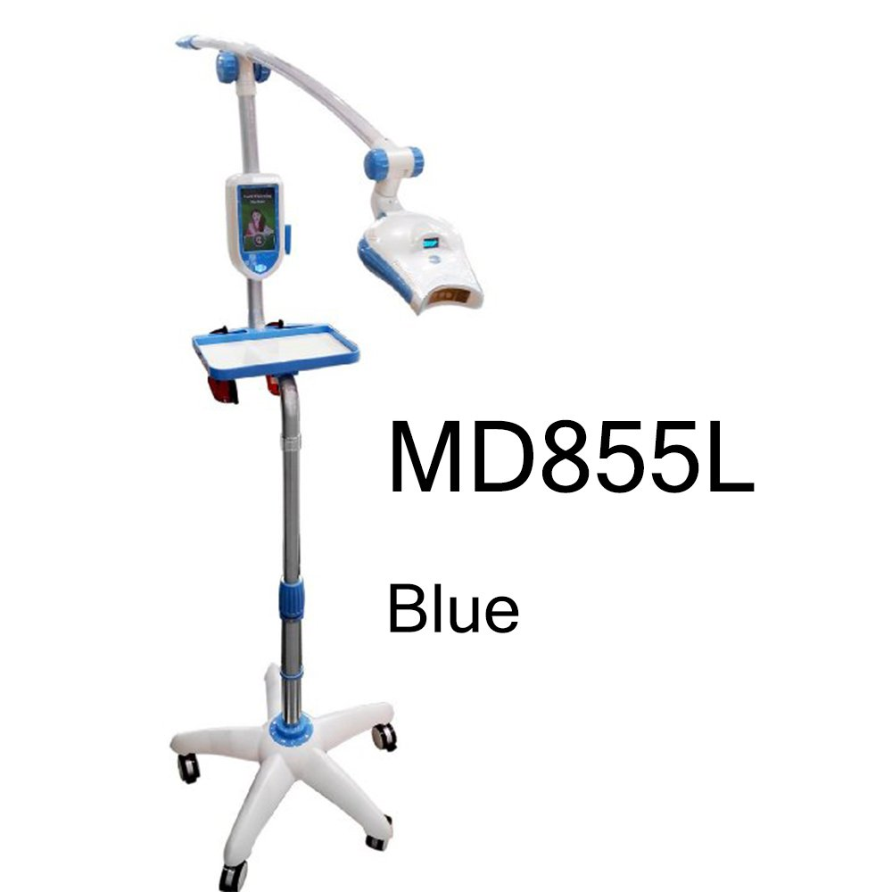 Teeth Whitening Accelerator MD-885/MD-885L Teeth Whitening Machine with 5 Inch Touch Sreen (MD855L Blue)