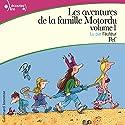 Les aventures de la famille Motordu | Livre audio Auteur(s) :  Pef Narrateur(s) :  Pef