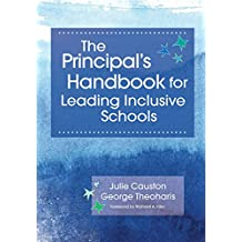 Principal's Handbook for Leading Inclusive Schools