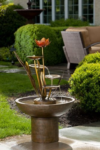 Alfresco Home 74-8314 Laghetto Fountain by Alfresco Home