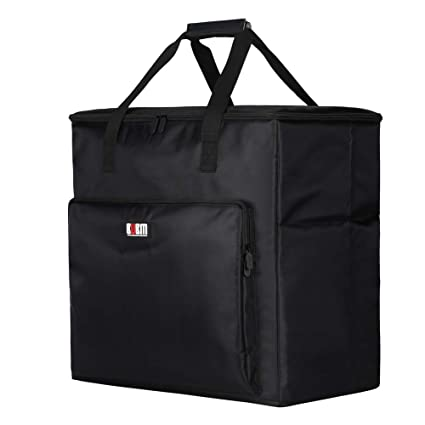 Amazon.com  BUBM Desktop PC Computer Travel Storage Carrying Case ... 28a5cb6b9e7d