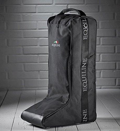 Equiline Stiefeltasche BOOTS BAG schwarz