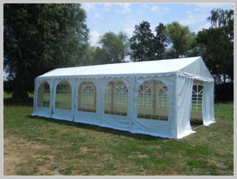 Pavillon Pavillion Festzelt Partyzelt Giant Pro PVC 6x10m 10x6m 6x10 10x6 mit Fenster