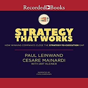 Strategy That Works Audiobook