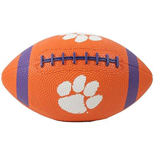 Baden Clemson Tigers Mini Rubber Football