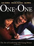 img - for One to One: The Art of Conferring with Young Writers: 1st (First) Edition book / textbook / text book