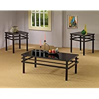 Modern Coffee Table and End Tables Set CO701524