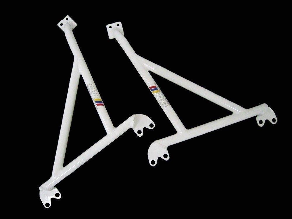 Galleon - 1 Pair DD Racing 3-Point Fender Brace Frame Bar