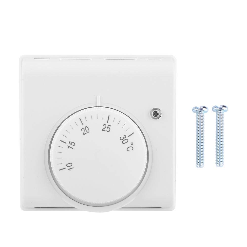 SP-2000B Temperature Controller 220V 10℃-30℃ Thermostat Controller for Air Conditioning and Heating in Hotel or Household Central Air Conditioning by Yanmis