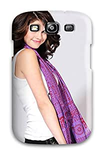 Quality Case Cover With Selena Gomez 22 Nice Appearance Compatible With Galaxy S3