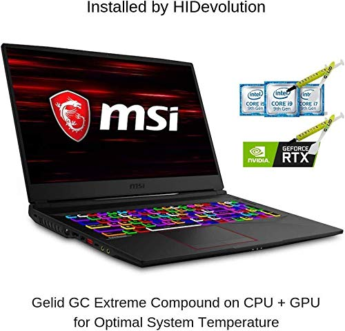 "HIDevolution MSI GE75 9SG Raider 17.3"" FHD 144Hz IPS-Level 