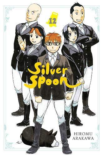 Silver Spoon, Vol. 12 (Silver Spoon (12))