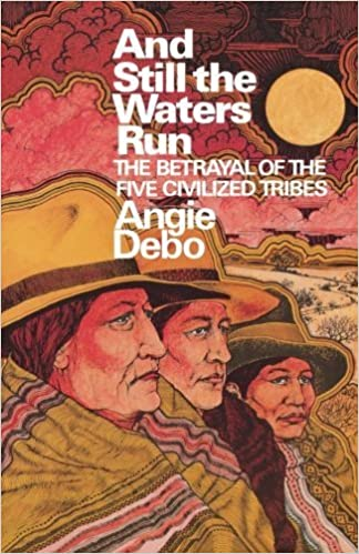 Book And Still the Waters Run by Debo, Angie (1973)