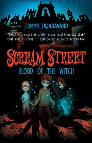 book cover of Blood of the Witch