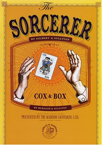 The Sorcerer and Cox & Box ()
