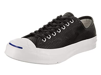 97228e7467b8f9 Converse Jack Purcell Signature Ox Casual Unisex Shoes Size Men s 8 Women s  9.5 Black