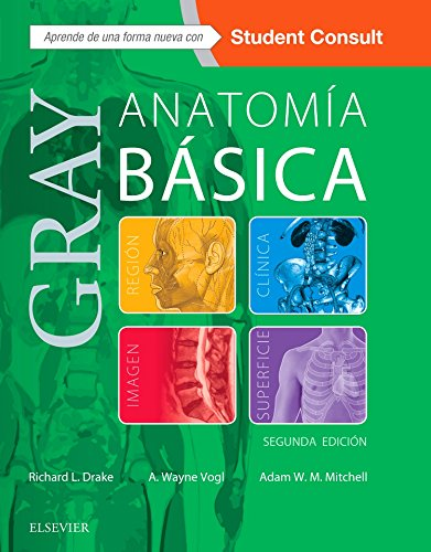 Gray. Anatomía básica - 2ª edición: Amazon.es: Richard Drake PhD ...