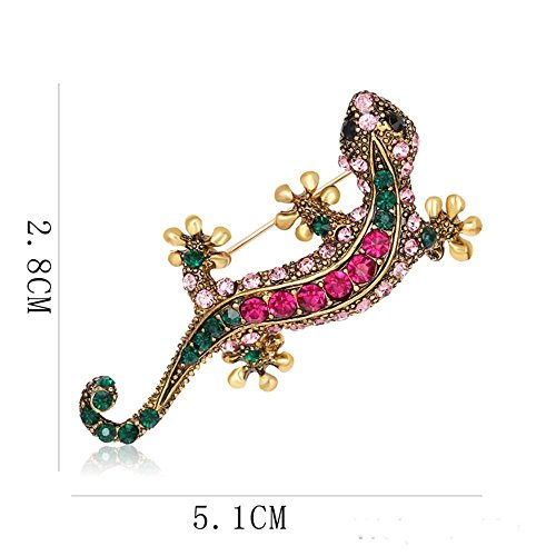 Charm Lizard Shape Hot Sale Cloth Decoration Pin