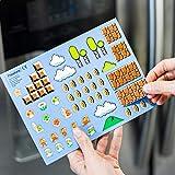 Paladone Super Mario Bros. Fridge Magnets