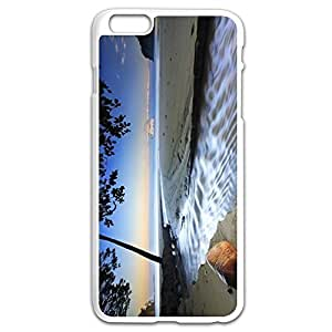 Cool Beach Hard Case Cover For IPhone 6 Plus