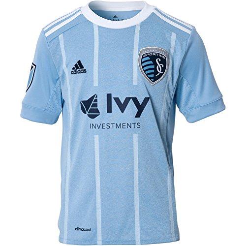 MLS teen-boys Youth Replica Wordmark S/S Jersey – DiZiSports Store