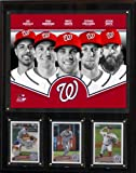MLB Washington Nationals 2013 Team Plaque