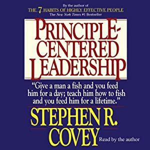 Principle-Centered Leadership Speech