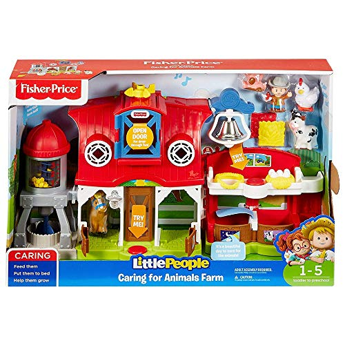Fisher-Price Little People Sensory -