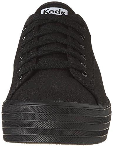 Keds Damen Tpl Noyau De Tir Peut Chaussure Noir Schwarz (noir)