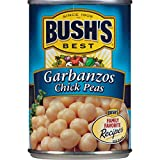 Bush's Best  Garbanzo Beans, 16 oz (12 cans)