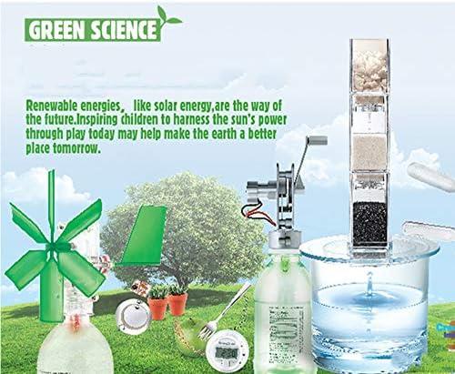 EP-Toy Juguetes científicos experimentales, Purificador de Agua ...
