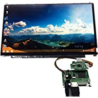 13.3 inch 8 Bit Display Screen 1920x1080 IPS 1080P Suitable For Car Raspberry Pi 3 Game PS4 Monitor