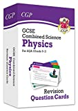 New 9-1 GCSE Combined Science: Physics AQA Revision Question Cards (CGP GCSE Combined Science 9-1 Revision)