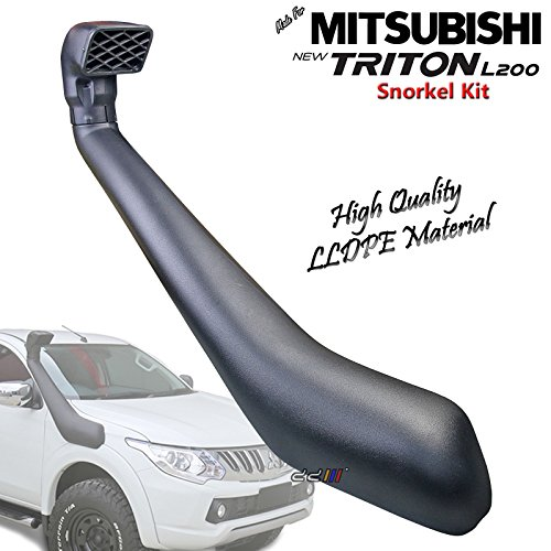 4x4 Off Road Snorkel Kit For Mitsubishi Triton L200 MQ 15++ 2.4L 4N15 Turbo Diesel