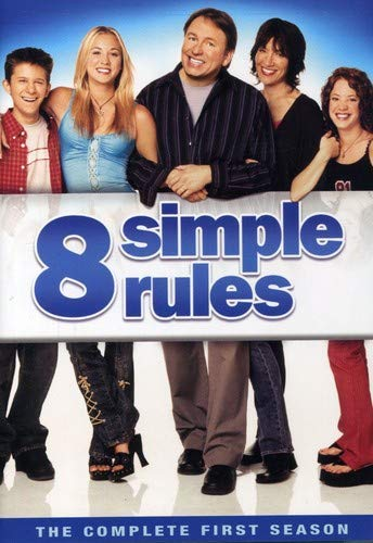8 Simple Rules: Complete First Season [DVD] [2003] [Region 1] [US Import] [NTSC]