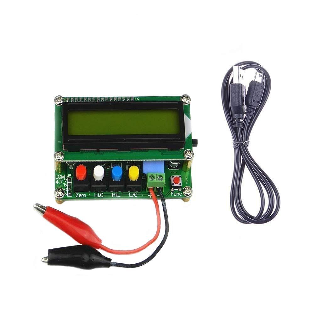 QPX Haute précision Capacité numérique Mètre Inductance Mètre LC Mètre