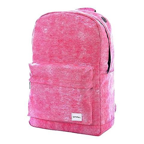 Unisex-adults Spiral Shimmer OG Backpack (Pink) - Shimmer Spiral