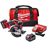 Milwaukee 2782-22 M18 FUEL™ Metal Cutting Circular Saw Kit with 2x Lithium Battery and Charger