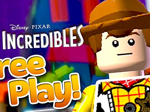 Clip: Woody Toy Story! Tourist Free Play! -