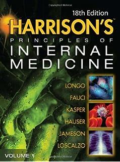 Harrisons Textbook Of Medicine 17th Edition Pdf