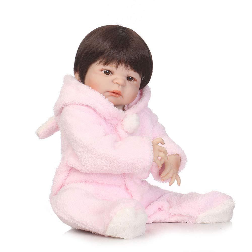 Amazon.com: Muñeca de 22,5 pulgadas de vinilo suave de ...