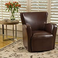 Christopher Knight Home 298404 Angelo Arm Chair, Henna