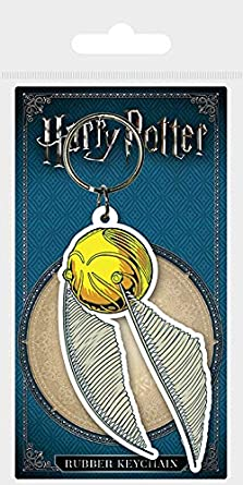 Pyramid International Harry Potter - Llavero Snitch